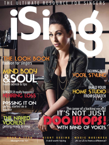 iSing Issue 1, 2014