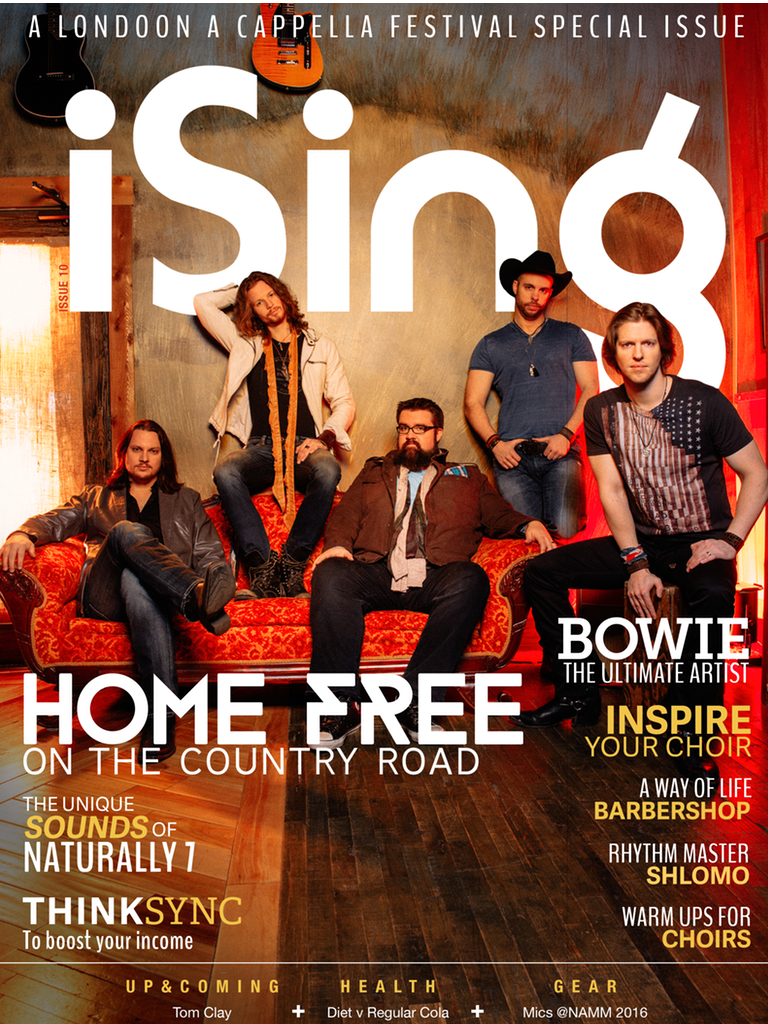 Issue 10 Home Free