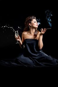 Smoking and drying substances will reduce your vocal stamina