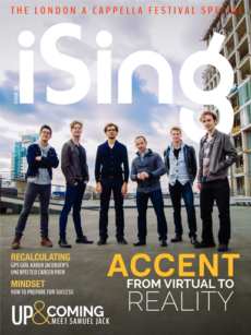 iSing Issue 15 Accent