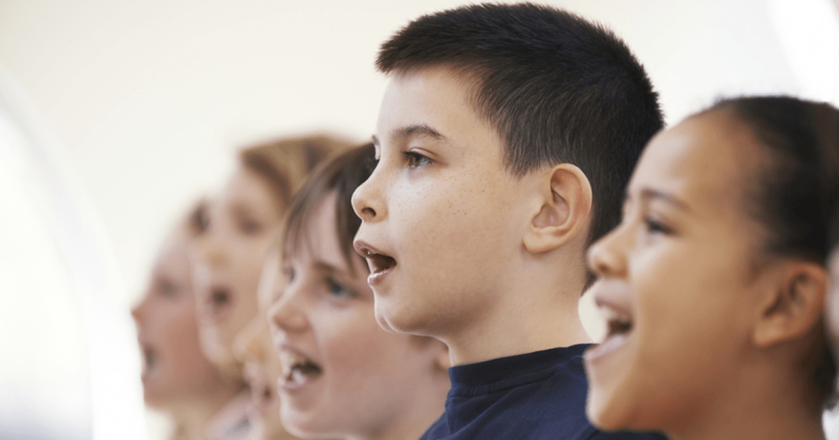 Teaching Young and Teen Voices