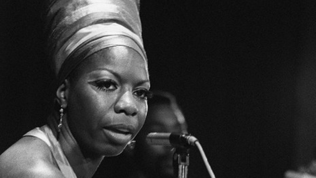 Image result for nina simone singing