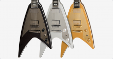 Modern Flying V guitar by Gibson