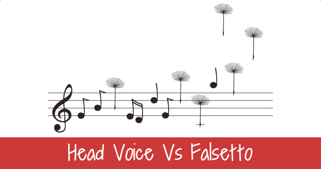 Head voice Versus Falsetto
