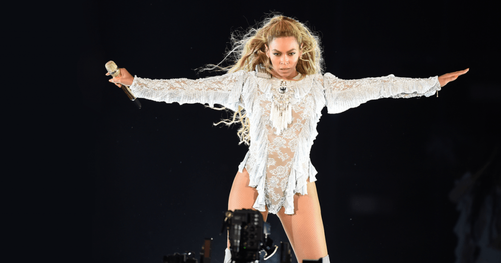 Beyonce performs during the Formation World Tour at Dodger Stadium on Wednesday, September 14, 2016, in Los Angeles, CA Photo by Frank Micelotta/Parkwood Entertainment Picture Group)