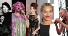 Five singers who changed the music industry