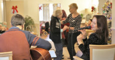 Music in health and care