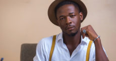 African music star Johnny Drille